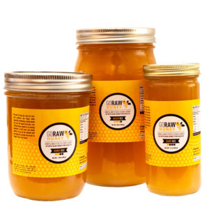 discount raw honey bundles
