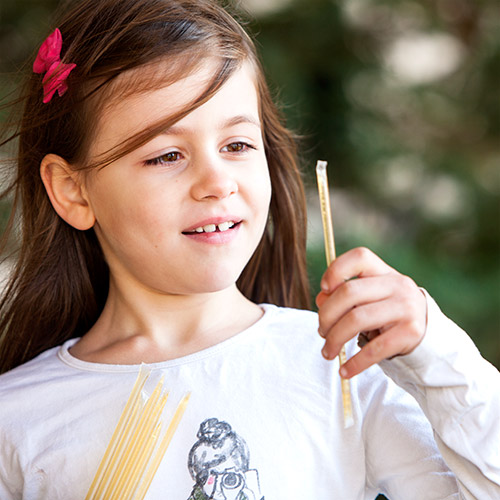 raw honey sticks for kids