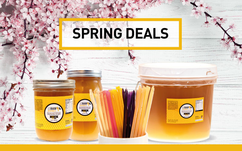 spring 2019 honey deals & bundles